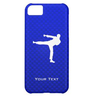 Blue Martial Arts iPhone 5C Case