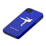 Blue Martial Arts iPhone 4 Covers