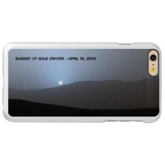 Blue Martian Sunset Incipio Feather Shine iPhone 6 Plus Case