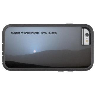Blue Martian Sunset Tough Xtreme iPhone 6 Case