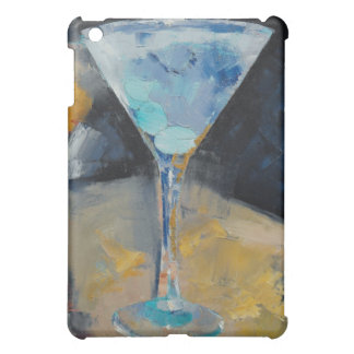 Blue Martini iPad Case