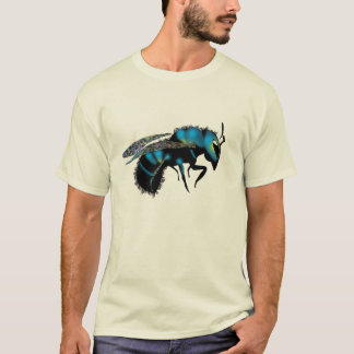 Blue Mason Bee T-Shirt