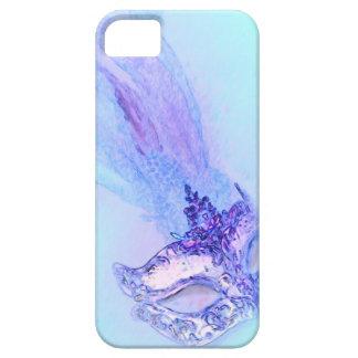 Blue Masquerade iPhone SE/5/5s Case