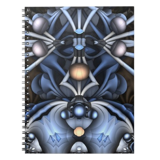 Blue Meanies Notebook