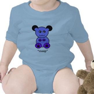 Blue *meep* t-shirts