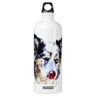 Blue Merle Cardigan Welsh Corgi SIGG Traveler 1.0L Water Bottle