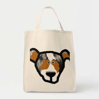 blue_merle mini aussie front 2 side.png tote bag