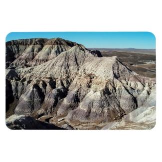Blue Mesa Badlands Mountains
