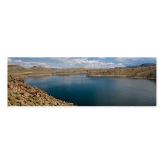 Blue Mesa Reservoir - Colorado Bookmark Business Cards