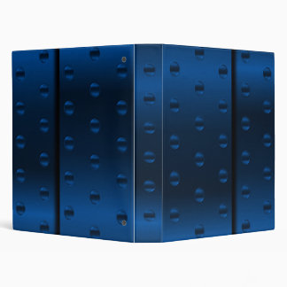 Blue Metal Binder
