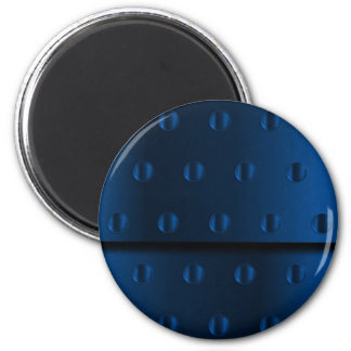 Blue Metal Magnet
