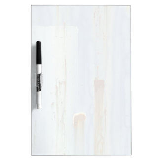 Blue metall Wall Dry Erase Board