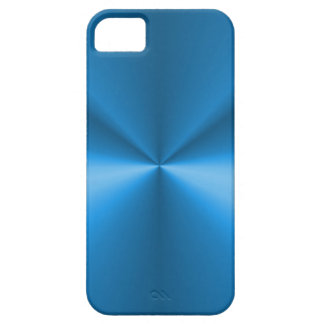 Blue Metallic iPhone 5 Case