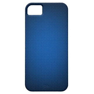 Blue metallic texture iPhone 5 cover