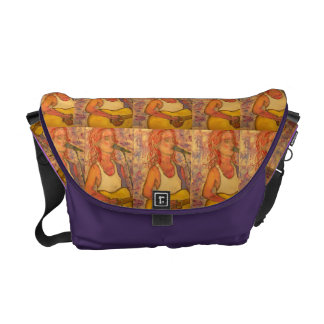 blue microphone songstress art courier bags