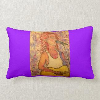 blue microphone songstress pillows