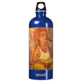 blue microphone songstress water bottle