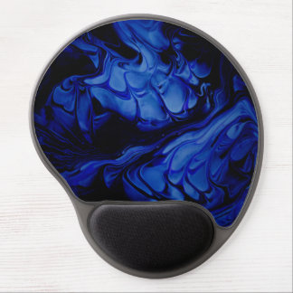 Blue Midnight Gel Mouse Pad