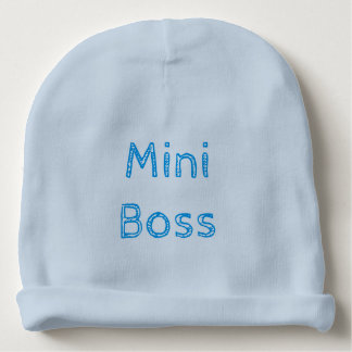 Blue Mini Boss Baby Beanie