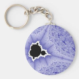Blue Mini Brot Keychain