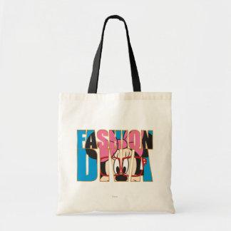 Blue Minnie | Fashion Diva Tote Bag