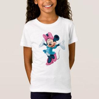 Blue Minnie | Welcoming Hands Up T-Shirt