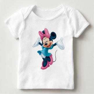 Blue Minnie | Welcoming Hands Up Tee Shirt