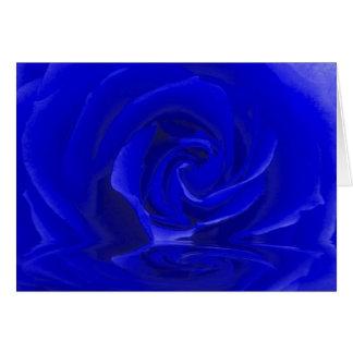 Blue Mirage Card