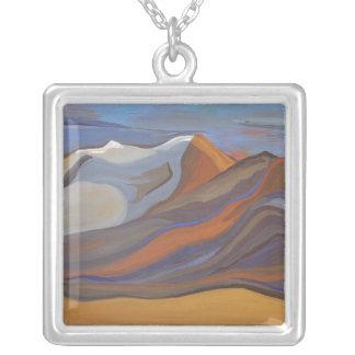 Blue Mission Mountains Necklaces