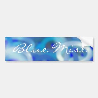 Blue Mist Bumper Stickers
