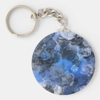 Blue Mist Keychain