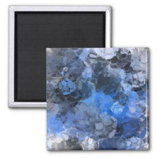 Blue Mist Magnet