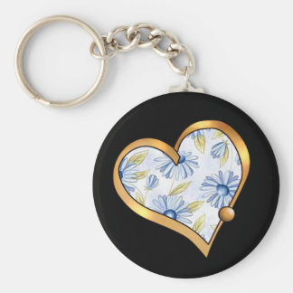 Blue Mix & Match Collectables - 10 Keychain