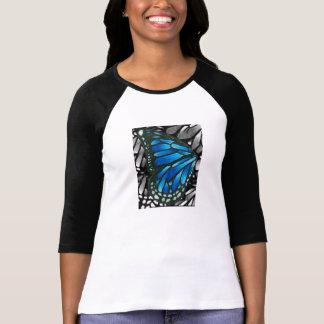 blue monarch shirt