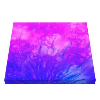 Blue Monday,pink Canvas Prints