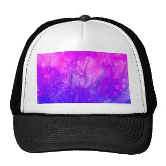 Blue Monday,pink Mesh Hat