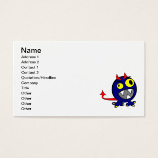 blue-monhi business card