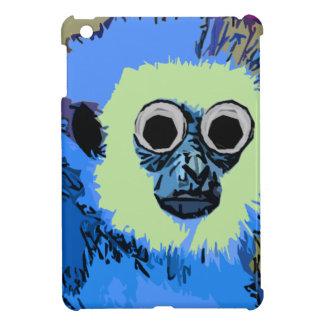 Blue Monkey with the Googly eyes iPad Mini Case