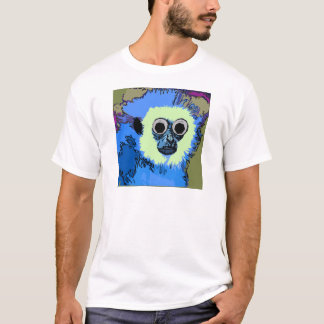 Blue Monkey with the Googly eyes T-Shirt