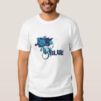 Blue Monster by SGIV Tee Shirt