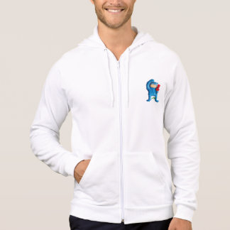 Blue Monster Ice Cream Hoodie