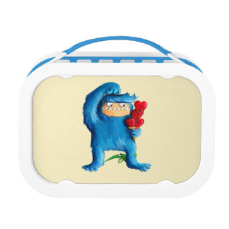 Blue Monster Ice Cream Lunchboxes