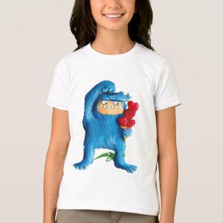 Blue Monster Ice Cream T-Shirt