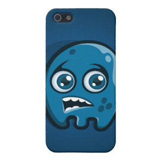 Blue Monster iPhone Case Case For iPhone 5