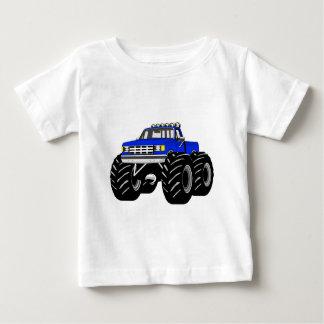 BLUE MONSTER TRUCK INFANT T-SHIRT