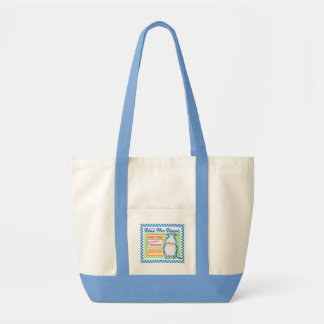 BLUE MOO DINER by Boynton Tote Bag
