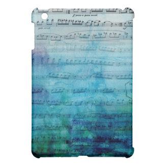 Blue Mood Music iPad Mini Case