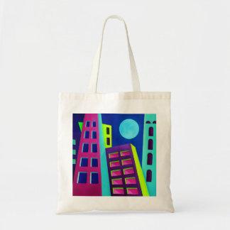 Blue Moon Budget Tote Bag