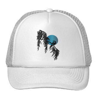 Blue Moon Cap Trucker Hat