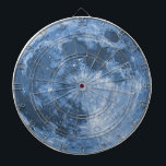 "Blue Moon Dartboard<br><div class=""desc"">A big,  blue,  full moon,  on maternity top bellies,  t-shirts,  announcement cards,  novelty shower gifts.</div>"